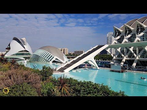 Валенсия (Экскурсия из Салоу от  Bas Plana) Испания