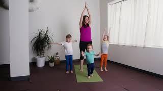Classical 15: Little Kids Yoga
