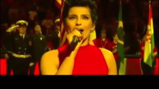 nelly furtado slammed for national anthem o canada at nba all star game