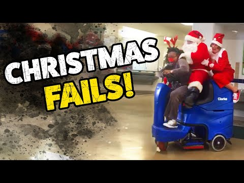 Christmas Fails! | The Best Fails | Hilarious Fail Videos 2019