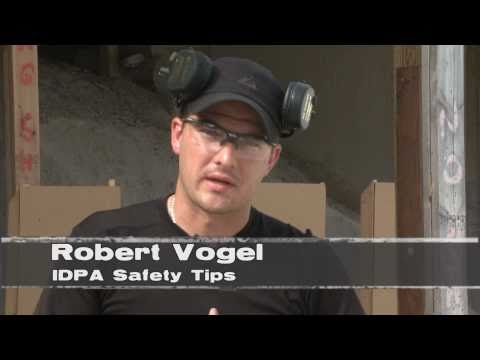 Bob Vogel Pro-Tip: IDPA Safety Tips
