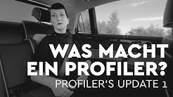 Was macht ein Profiler? -  Profiler's Update 1