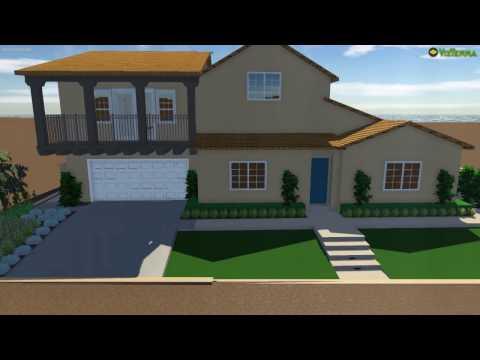 Rivers Landscape Construction Inc.  Rancho Santa Fe Residence