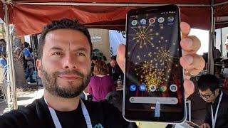 Türkiye'de ilk! Google Pixel 3a elimizde! (ÖN KAMERA FENA🔥)