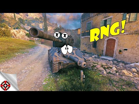 World of Tanks - Funny Moments | RNG OVERLOAD! (WoT RNG, December 2018) thumbnail