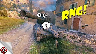 World of Tanks - Funny Moments | RNG OVERLOAD! (WoT RNG, December 2018)