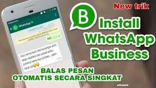 Cara Membuat WhatsApp Bisnis -  How To Create a Business WhatsApp