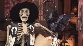 Enjoy A Spooky Night Of Poker With The Haunted Saloon Halloween Party Theme | Pottery Barn