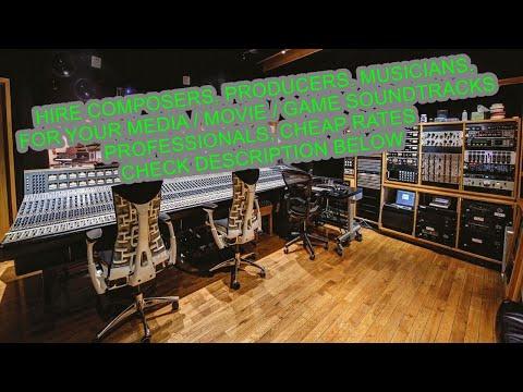 Composing Film Music - Cinematic Composing Tutorial - Live Music Composing With Olexandr Ignatov thumbnail
