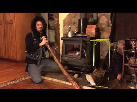 Holistic Harmonics Session 9: Didgeridoo Sound Healing at 5:55am Right Before Dawn