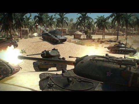 Не следует ожидать поддержку модов в игре World of Tanks на Xbox One и Xbox 360