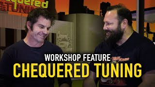Chequered Tuning - Haltech Workshops