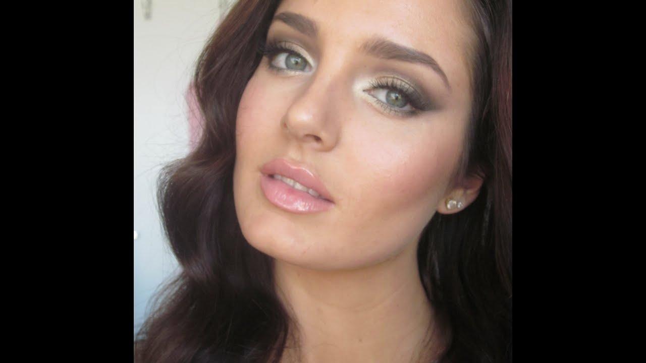 Adriana lima victorias secret angel makeup tutorial youtube baditri Gallery