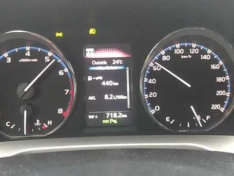 Toyota Rav4 2018 0 A 100 Sport Mode