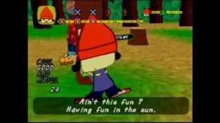 let s play um jammer lammy parappa stage 5 joe chin co