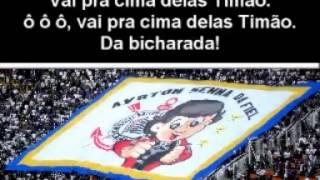 Gritos Torcida do Corinthians com letra !