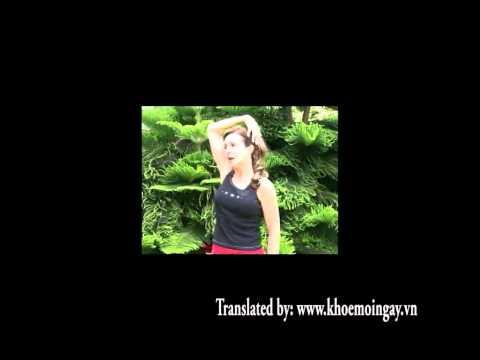 Bài tập giãn cổ tránh đau nhức - Khoemoingay.vn