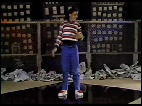 Let's Break (1984) Instructional Breakdancing Tape