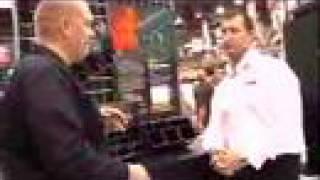 SEMA 2007 - New Weiand LSX Intake Manifold V8TV-Video