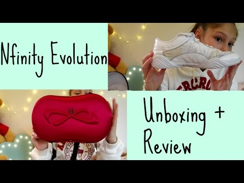 Nfinity Evolution Unboxing + Review