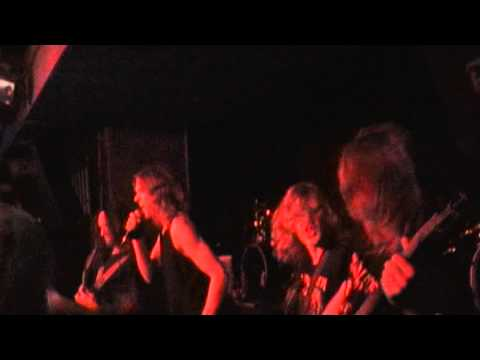Wulture- Bleeding Soul (live in Vilnius, Metro Rock Battle I)