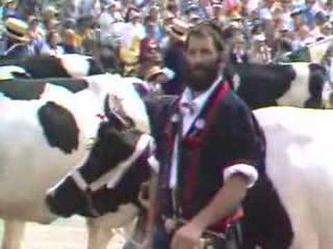 Bernard Romanens - Le Ranz des vaches
