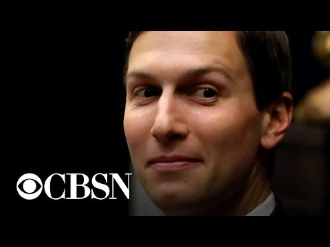 A CBS reporter tried to ask Jared Kushner about Saudi Arabia and Jamal Khashoggi. The Secret Service shut him down.