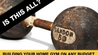 Best Home Gym Equipment For Any Budget!!