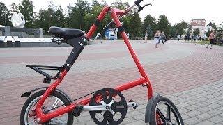видео Велосипеды Strida