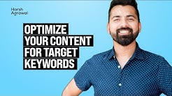 How To Optimize Your Content For Target Keyword + LSI Keyword - Complete Walkthrough By ShoutMeLoud