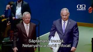 Discursul lui Netanyahu la ONU a continuat sa faca valuri in Orientul Mijlociu
