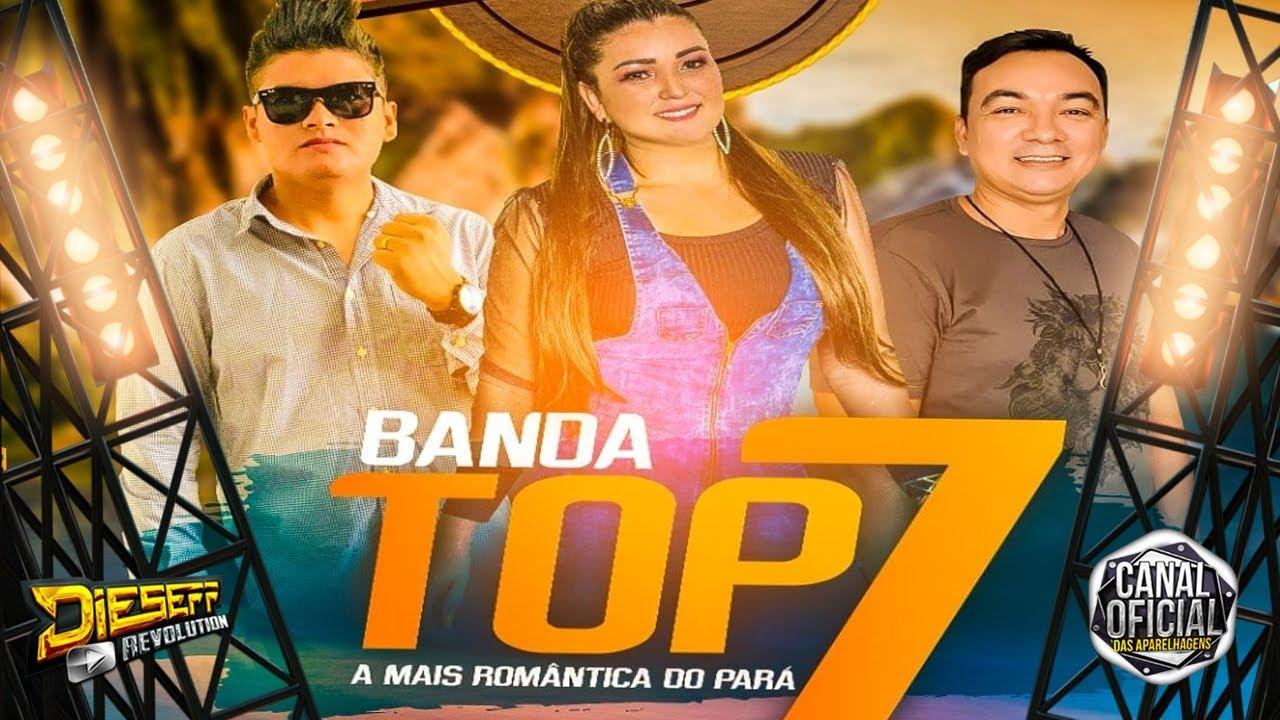 Banda Top 7 2020 +6 Músicas Novas (Outubro 2020)