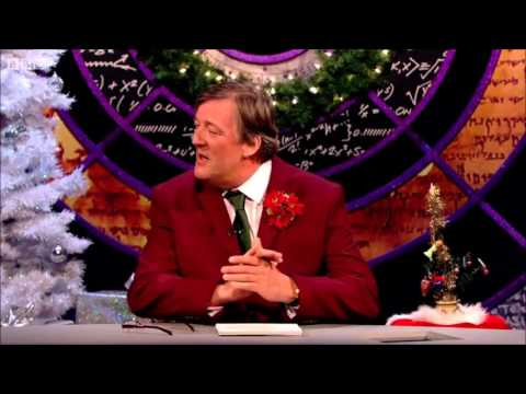 QI explains why Christmas decorations should be left up until 1 February