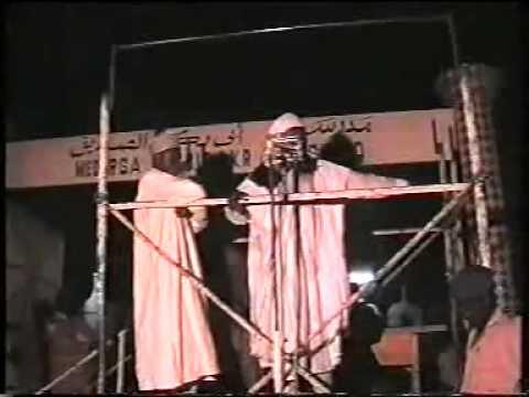Sheick Kalidou Oumar & Alarama Sanusi a Kolo  Niger