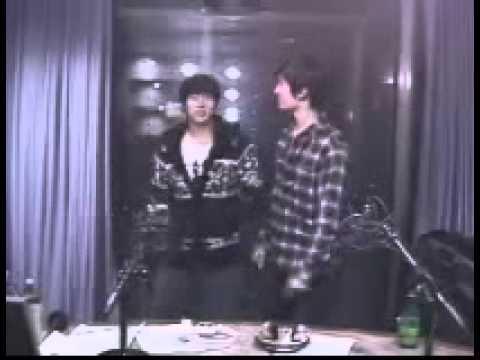 [2011.02.01] Music High - Not Alone - Kim Hyung Jun  and  Park Jung Min