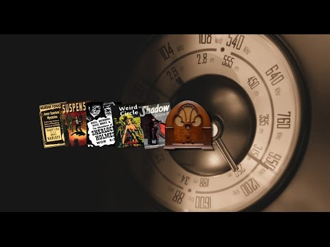Old Time Radio Shows - Sherlock Holmes, Westerns, Sci-Fi, Mysteries, Detectives, Comedy