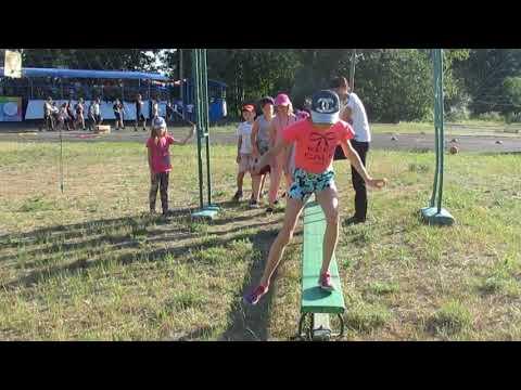 спортивные мероприятия в детском лагере