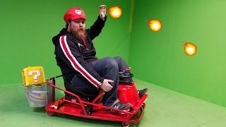 $35 Homemade Drift Carts