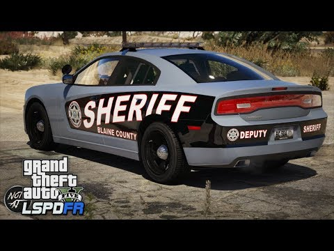 GTA 5 LSPDFR - Day 181 | Greene County Sheriff's Office, MO | Dune Buggy Police Chase Gets Rough!