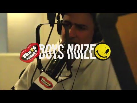Boys Noize Exclusive Interview on Tastemakers