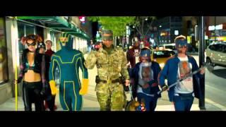 Пипец 2 Русский трейлер 2013