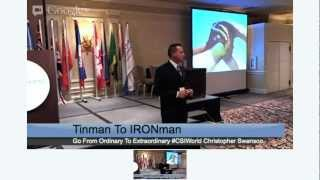 Tin Man To Iron Man From Underdog To Alpha-dog Christopher Swanson @csiworld Conference 2012