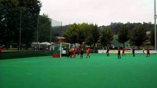 Finale coppa Italia 2010-2011. H.C. Bra-H.C. Roma de Sisti (2-1). Gol di Green.