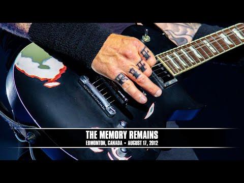 Metallica - The Memory Remains (Live - Edmonton, Canada) - MetOnTour Thumbnail image