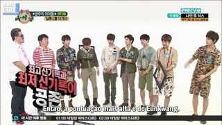 130605 BTOB no Weekly Idol (2nd Confession Era) [Legendado PT-BR]