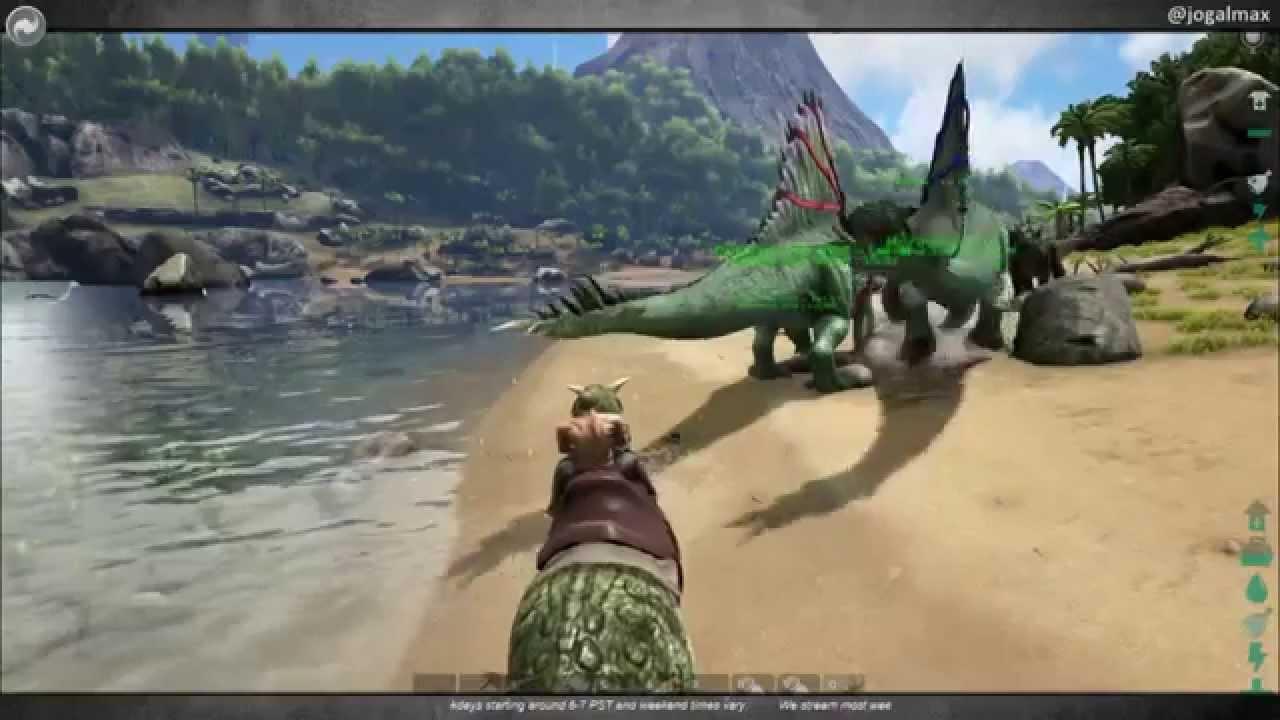 Ark Survival Evolved - We need sharks teeth