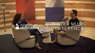 "Above & Beyond's Paavo Siljamäki Talks Staying ""Mentally Fit"" At Miami Winter Music Conference"