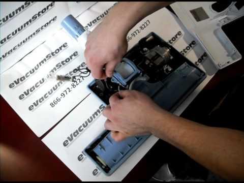 Electrolux Wiring Diagram 7 Pin Plug Australia Replacing An Epic 6500 Power Nozzle Elbow Youtube