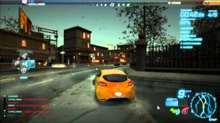Need for Speed World Renault Megane RS