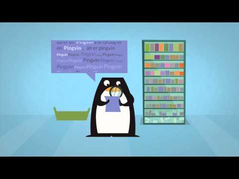 Sådan bliver du ven med Google Pingvinen